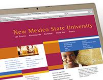 NEW MEXICO STATE UNIVERSITY, Brand Identity