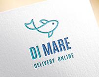 Di Mare - Identidad, flyer, redes y diseño web