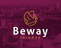 Beway Idiomas - Branding