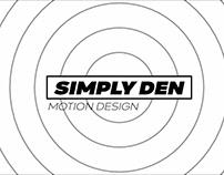 Simply Den Motion Design