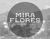 Typeface Miraflores