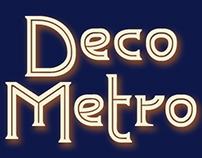 Deco Metro