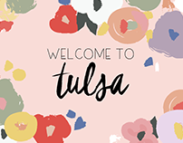 Welcome to Tulsa Invitation