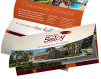 Villages of Seloy community branding & collateral
