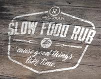 Slow Food Rub re-design.