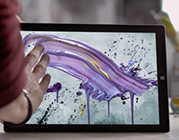 Adobe & Microsoft: The Future of Touch