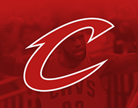 Cleveland Cavaliers Jersey Concepts
