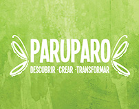 Paru Paro - Branding