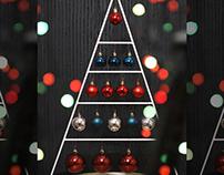 Metal Christmas trees 2020