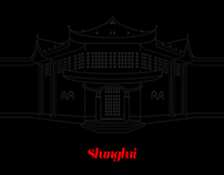 Shanghai Logo Design