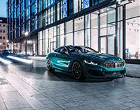 BMW M850i - CGI