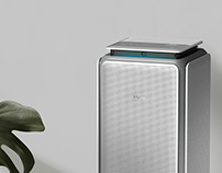 SK magic air purifier