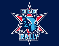 Chicago Rally Logos