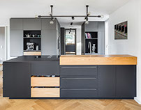 GREY Kitchen by Manufaktur für Gestaltgebung - Munich