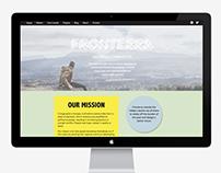 Fronterra website