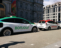 EVENT - Lancement officiel des taxis Bonjour