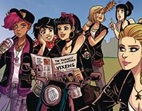 B&V: Vixens #5