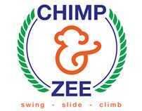Chimp & Zee proposed logo design