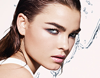 NEW WATER BLEND // MAKE UP FOR EVER