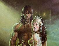 Conan and Zenobia