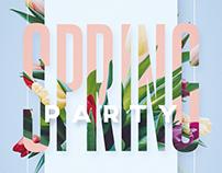 Spring Flyer & Social Templates