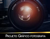 Projeto Gráfico Ellis fotografia