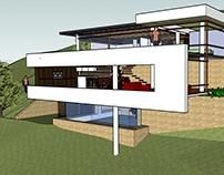 Casas Sabaneras, colección de anteproyectos