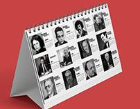 2020 Calendar For Azerbaijani Composers