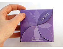 Gosh Cosmetics Packaging