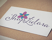 Logo for ShopLidora