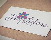 Logo for ShopLidora