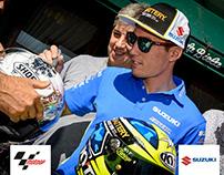 EVENT: Suzuki MotoGP 2016 - A. Espargaró en Bs As +RRSS