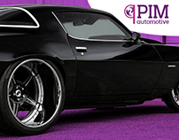 Pim automotive | Corporate Identity