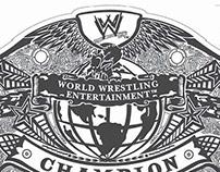WWF - WORLD WRESTLING FEDERATION REDESIGN