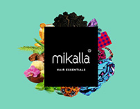 Mikalla Label Design