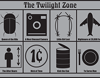 8-Episode Twilight Zone Poster