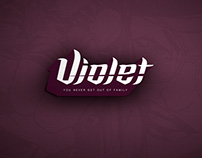 Violet - logo and more