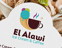El Alawi ice cream & caffee