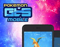 Pokemon GTS Mobile App