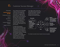 Adobe Enterprise Marketing Collateral
