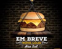 Redes Sociais - Meatz Burger