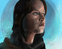"""""""Stardust"""" Rogue One"""