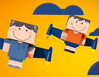 Ação Dia das Crianças Itaucard