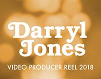 Video Producer Reel 2018