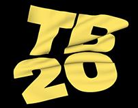 Tizzy Bac 20週年網站