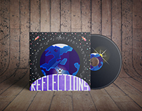 Reflections CD Cover Design
