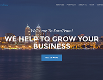 ForaTeam Web Studio