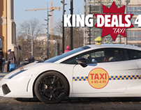 Burger King - KING DEALS TAXI