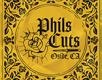 Phils Cuts New Logo