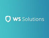 WS Solution | Rebranding